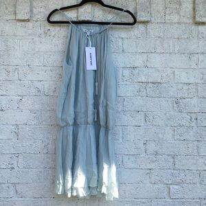 NWT Elizabeth and James Light Blue Dress